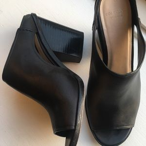 Cole Haan mules 8
